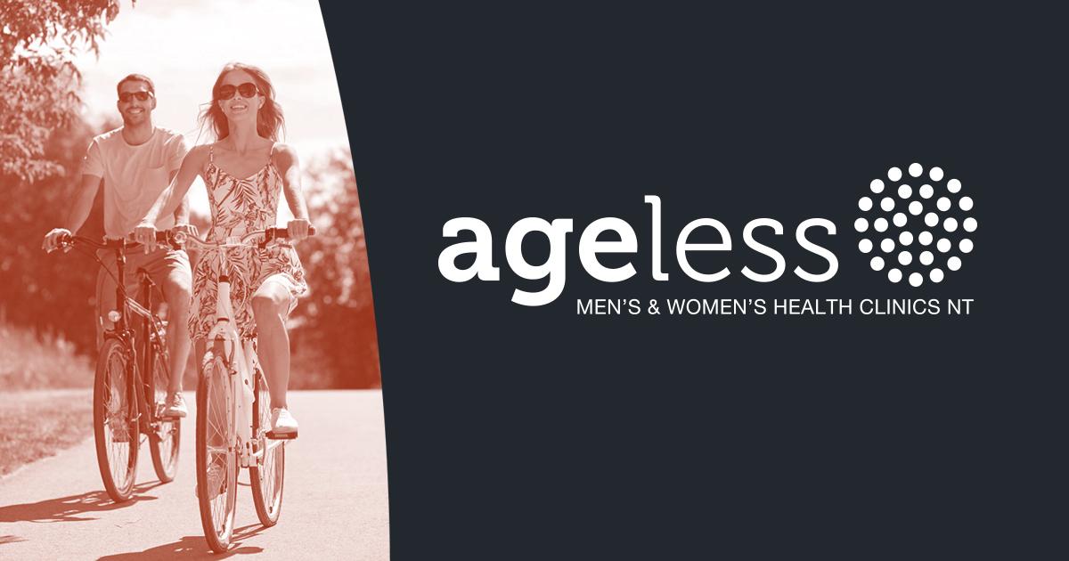 Ageless Health Clinics NT | Anti-Ageing & Men's & Women's Health